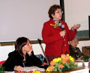 Commissione Antimafia a Milano: intervista a Jole Garuti