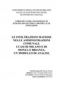 PARMA_TESI INFILTRAZIONI MAFIOSE nei COMUNI_01