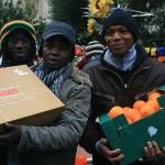 Ingaggiami contro il lavoro nero: arance solidali a Milano
