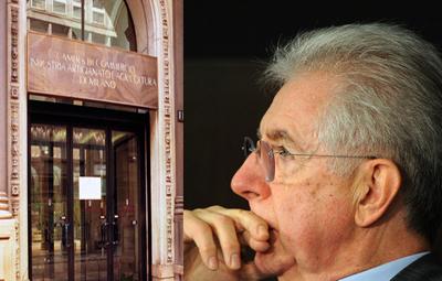 Monti blocca l'antimafia al Comune di Milano