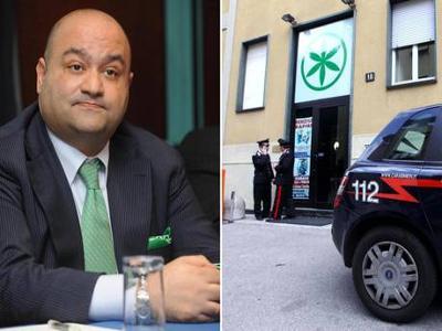 Lega-'ndrangheta: una società più mafiosa.