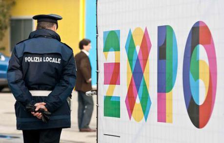 Expo. Polizia locale, attiva la taskforce del Comune per il controllo dei cantieri