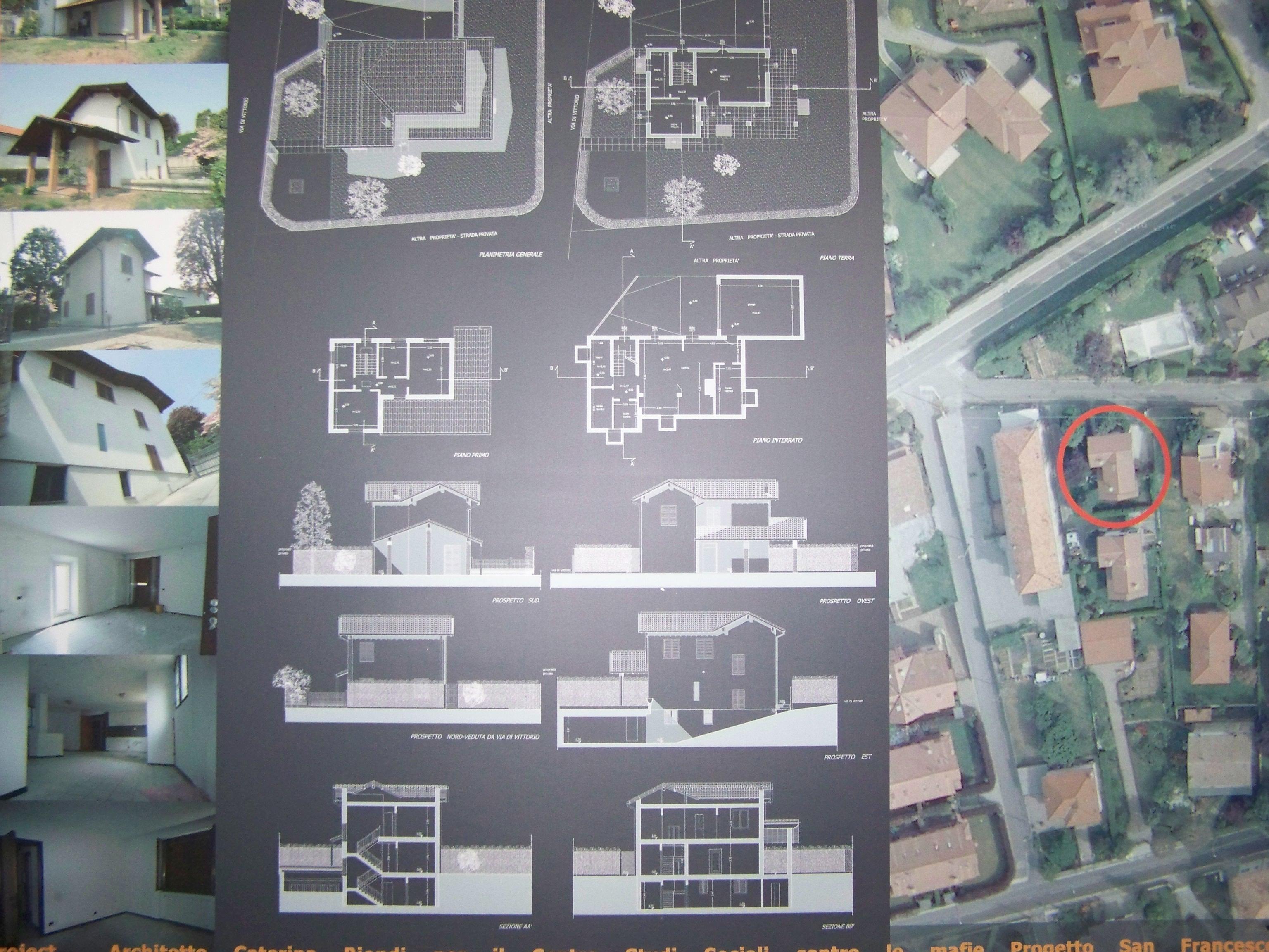A Cermenate, una nuova sede per il Progetto San Francesco.