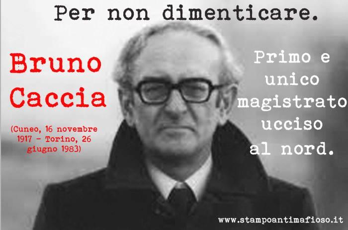 Un uomo per bene. Il ricordo di Bruno Caccia.