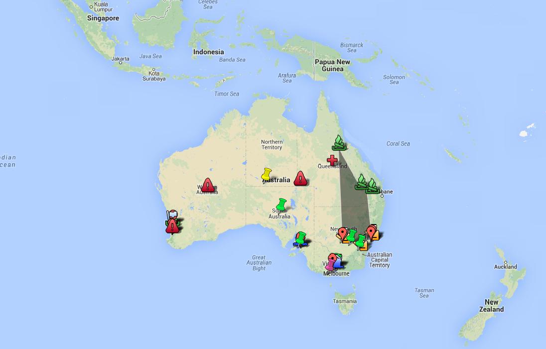 La 'ndrangheta in Australia