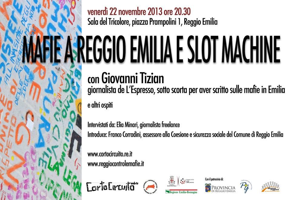 Il confine tra Reggio Calabria e Reggio Emilia.