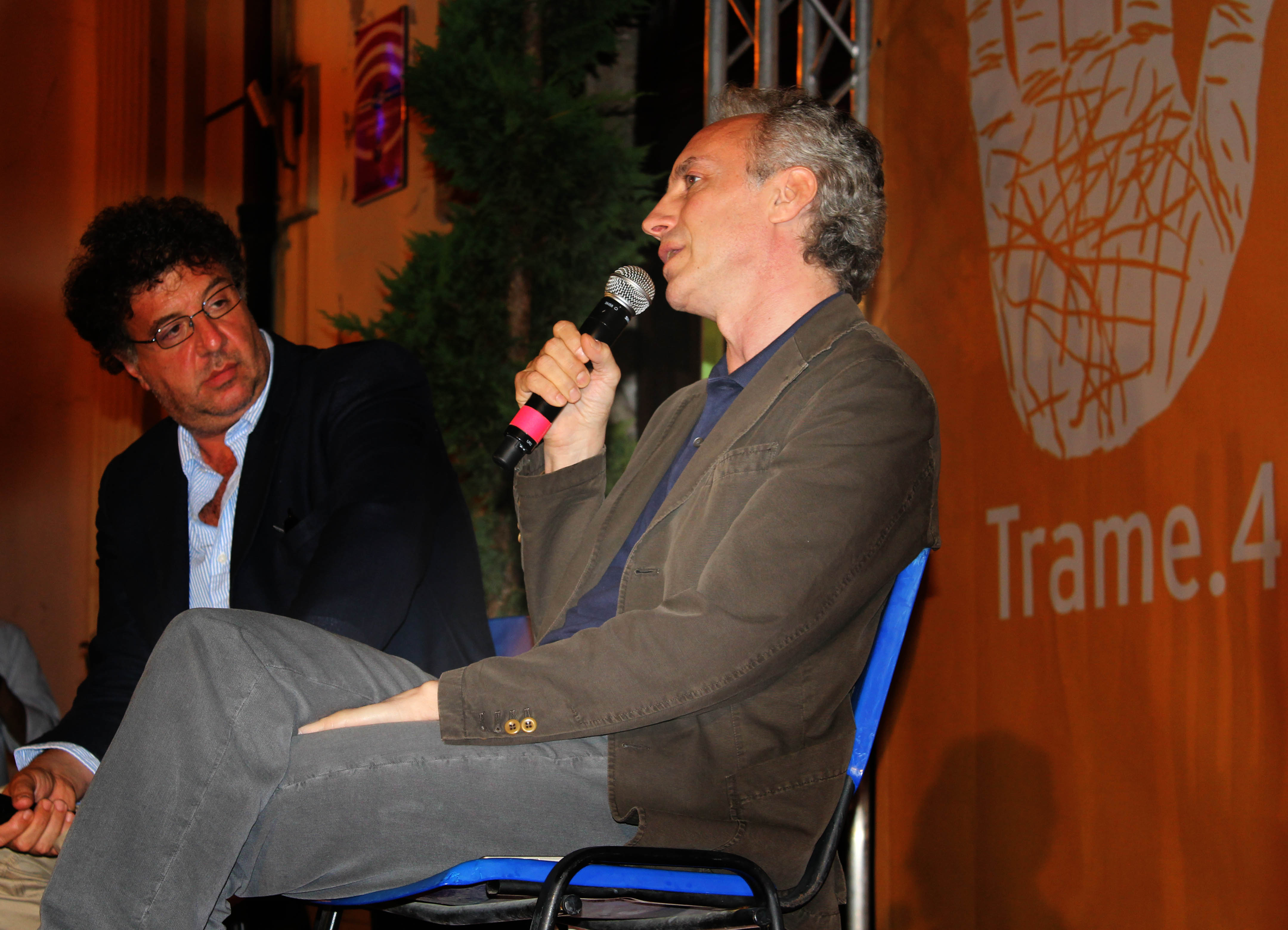 Marco Travaglio: E' Stato la mafia