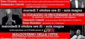 Pavia, diario della decima edizione di Mafie 14