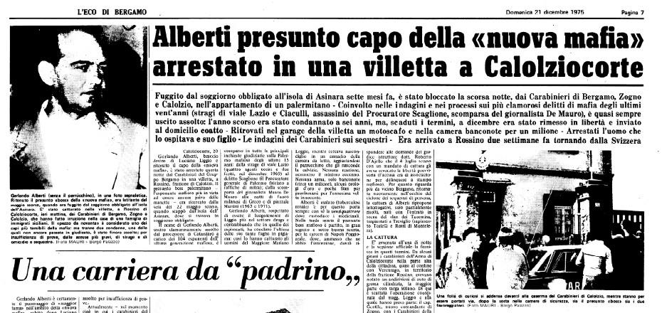 EcoBg arresto Alberti