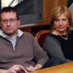 La senatrice Lucrezia Ricchiuti e il sindaco di Desio Roberto Corti