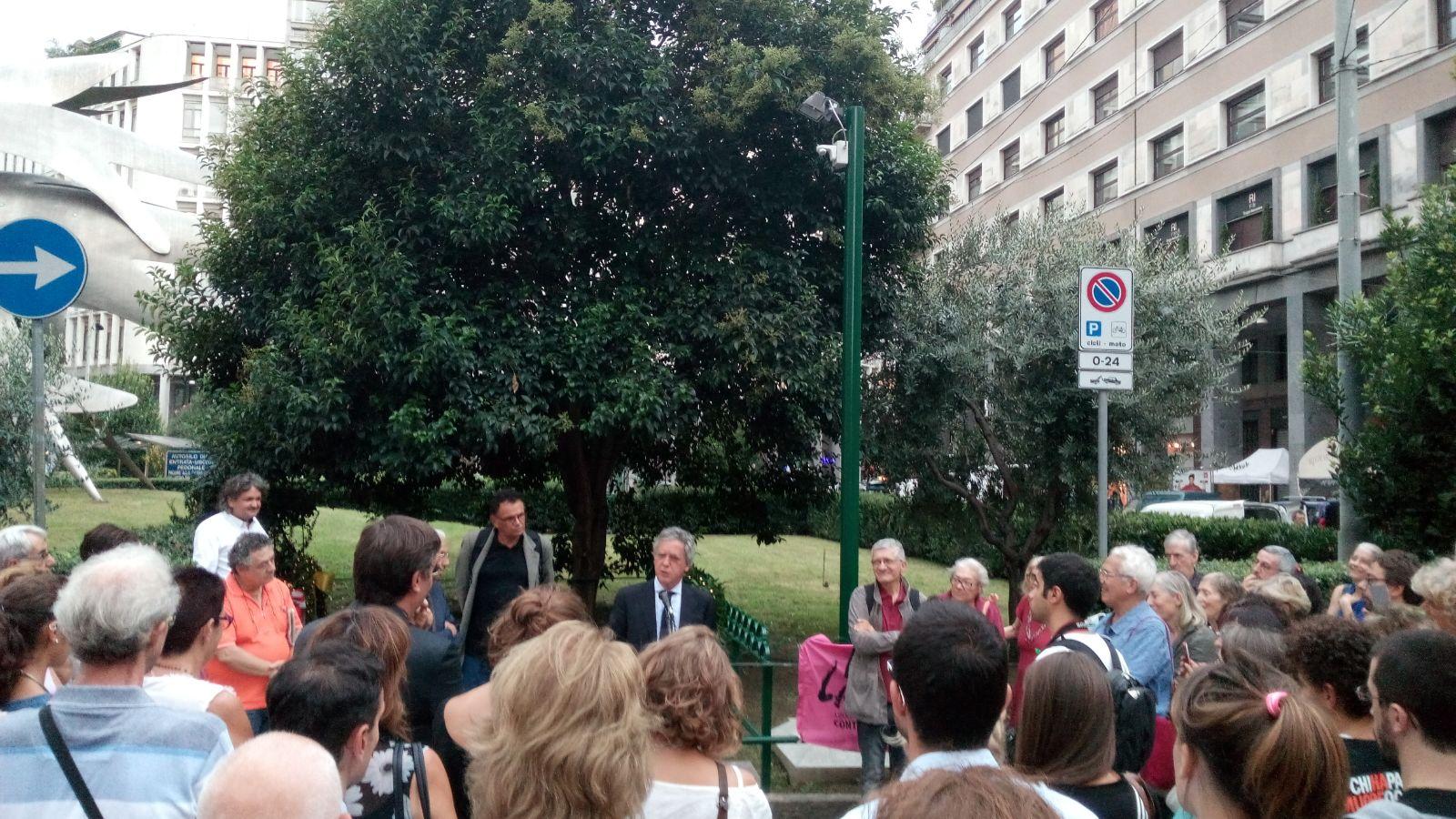 Milano ricorda il Generale Carlo Alberto dalla Chiesa