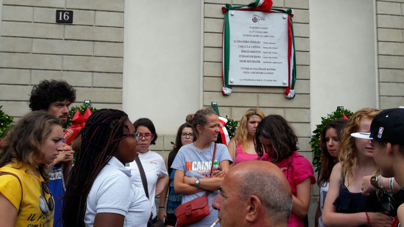 Una trasferta a Milano
