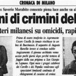 Processo Bruno Caccia: la ricerca della verità passa anche da Saverio Morabito