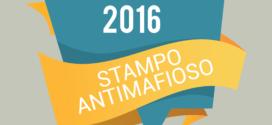 Lo speciale di Stampo Antimafioso 2016