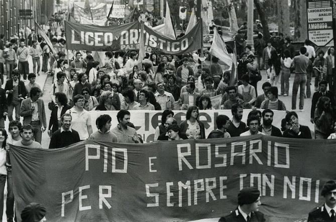 Chi erano i professionisti dell'antimafia?