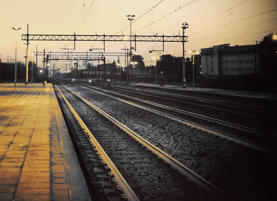 Su un treno