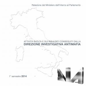 Relazione Dia primo semestre 2014