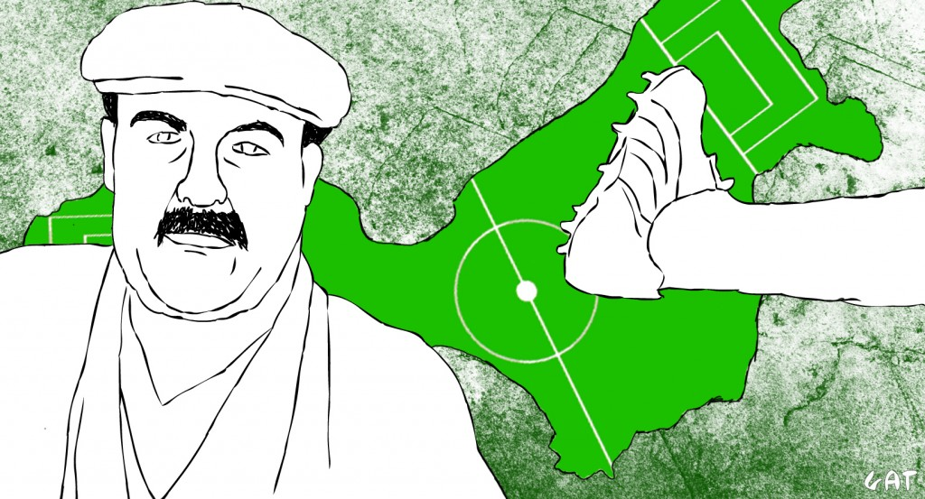 Espugnato il campo della 'ndrangheta, la Nazionale giocherà su un terreno confiscato.