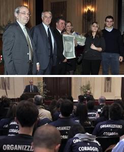 La garanzia di un impegno comune: Cittadinanza onoraria di Milano a Pino Masciari