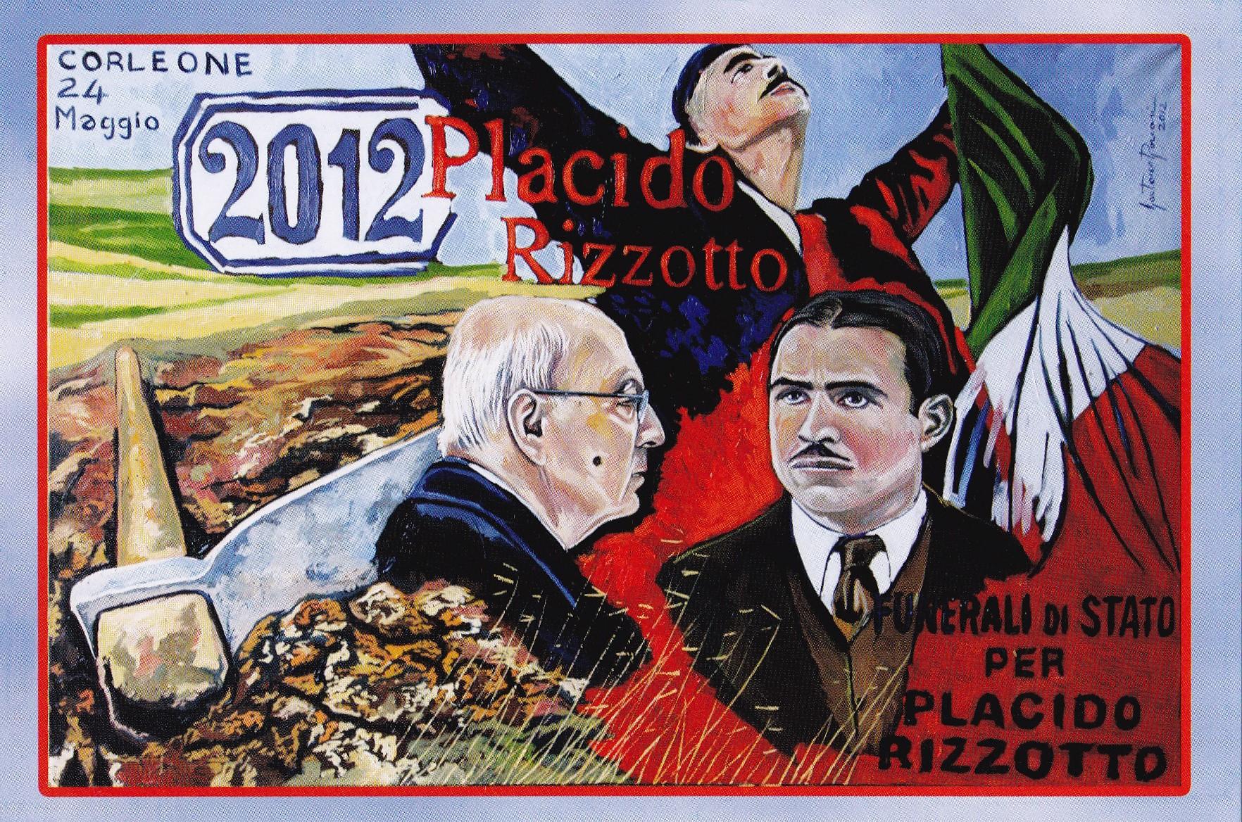 Palermo e il funerale di Placido Rizzotto.