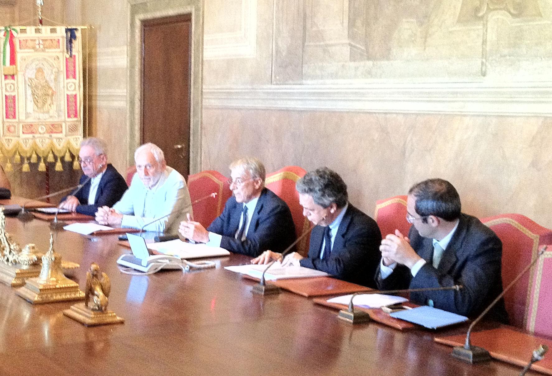 Prima relazione  del Comitato Antimafia di Milano