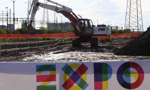 La seconda strada di Expo. Doppio colpo