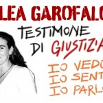 Funerali laici di Lea Garofalo: intervento di Denise