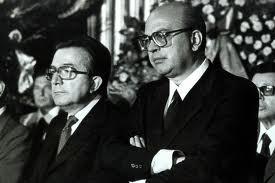 Andreotti e Craxi