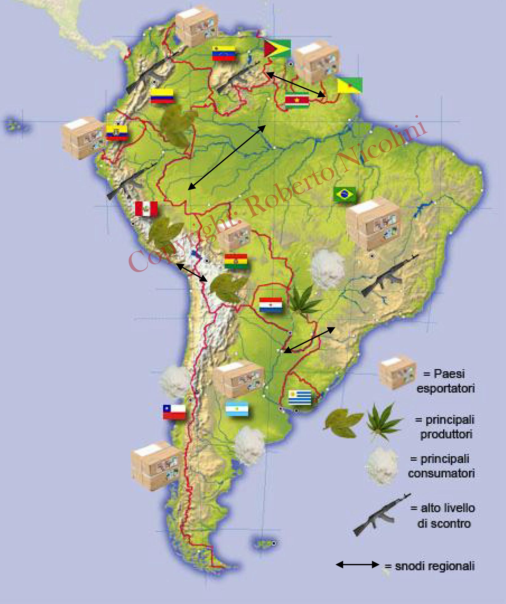 L'oro bianco del Sud America