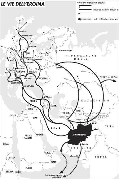"Afghanistan: oppio, narcos, ""terrorismo"" e guerra perenne"