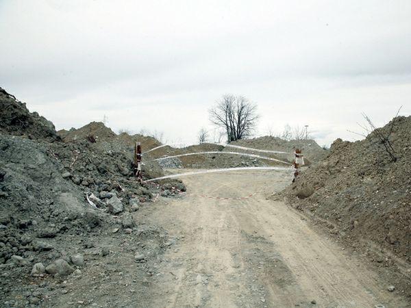 La cava di via Molinara