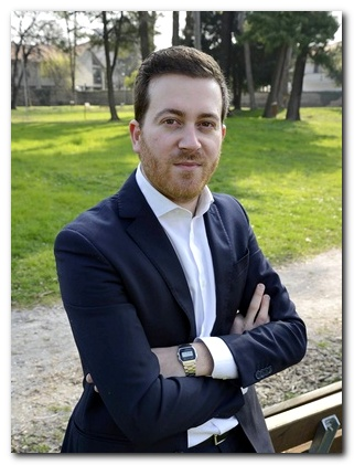 foto sindaco giussano Matteo Riva