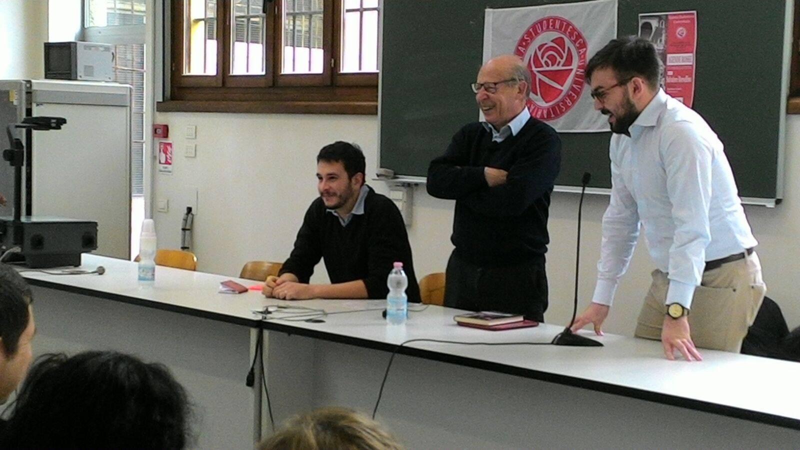 """Salvatore Borsellino: """"Combattete sempre per i vostri sogni"""""""