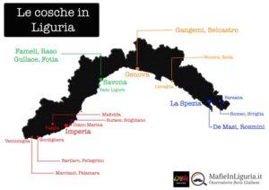 'ndrangheta in Liguria
