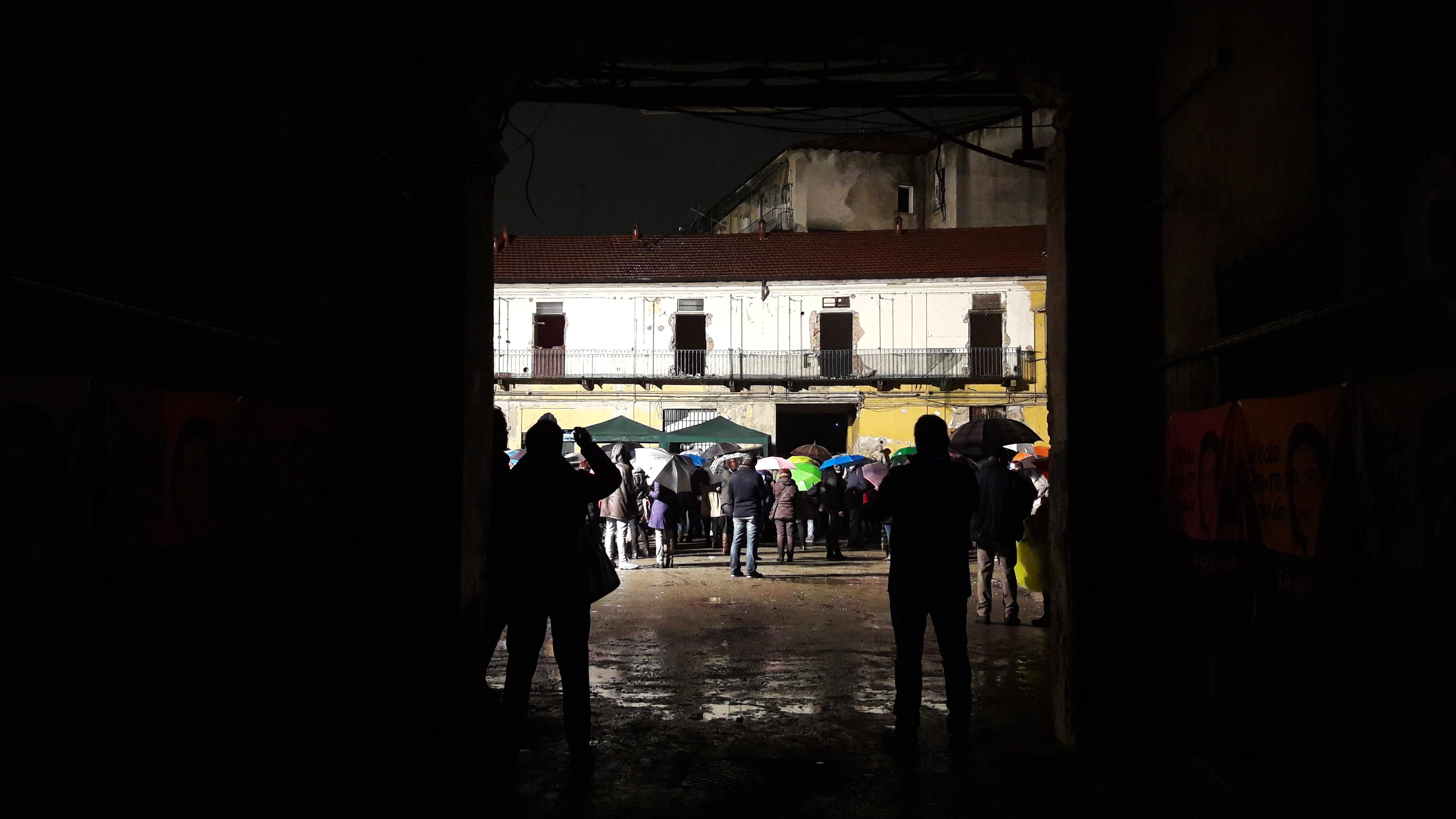 In fiaccolata per Lea Garofalo, Milano sfila sotto la pioggia