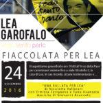 Lea Garofalo, Milano la ricorda con una fiaccolata il 24 novembre
