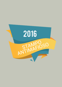 Stampo Antimafioso 2016