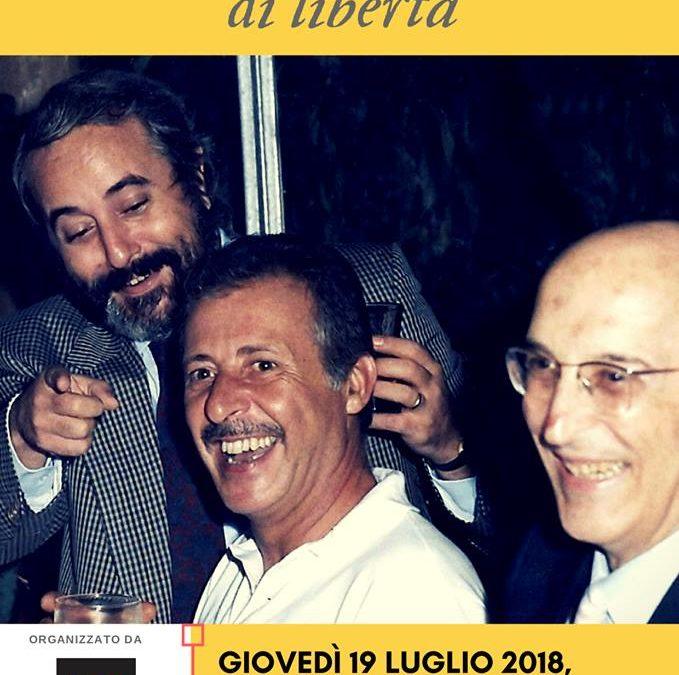 19 luglio, gli eventi a Milano per ricordare