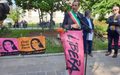 23 maggio. A Milano commemorazioni ai giardini Falcone e Borsellino