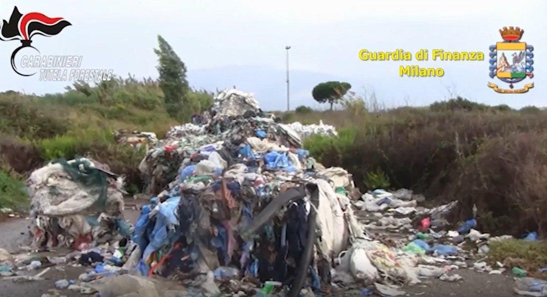 'Ndrangheta e rifiuti, 5 arresti in Lombardia: in carcere consigliere comunale di Busto Arsizio