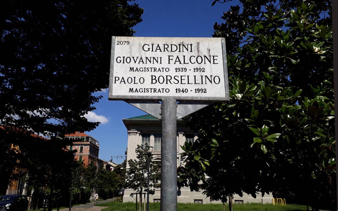 Le strade della memoria antimafia a Milano