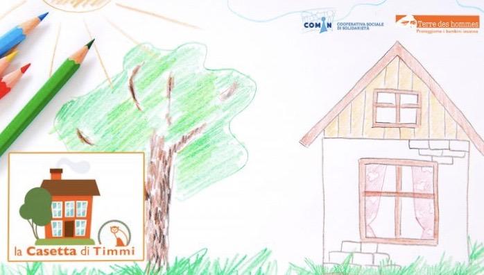 Inaugurata la 'Casetta di Timmi': comunità per bimbi maltrattati nella villa sottratta alla mafia