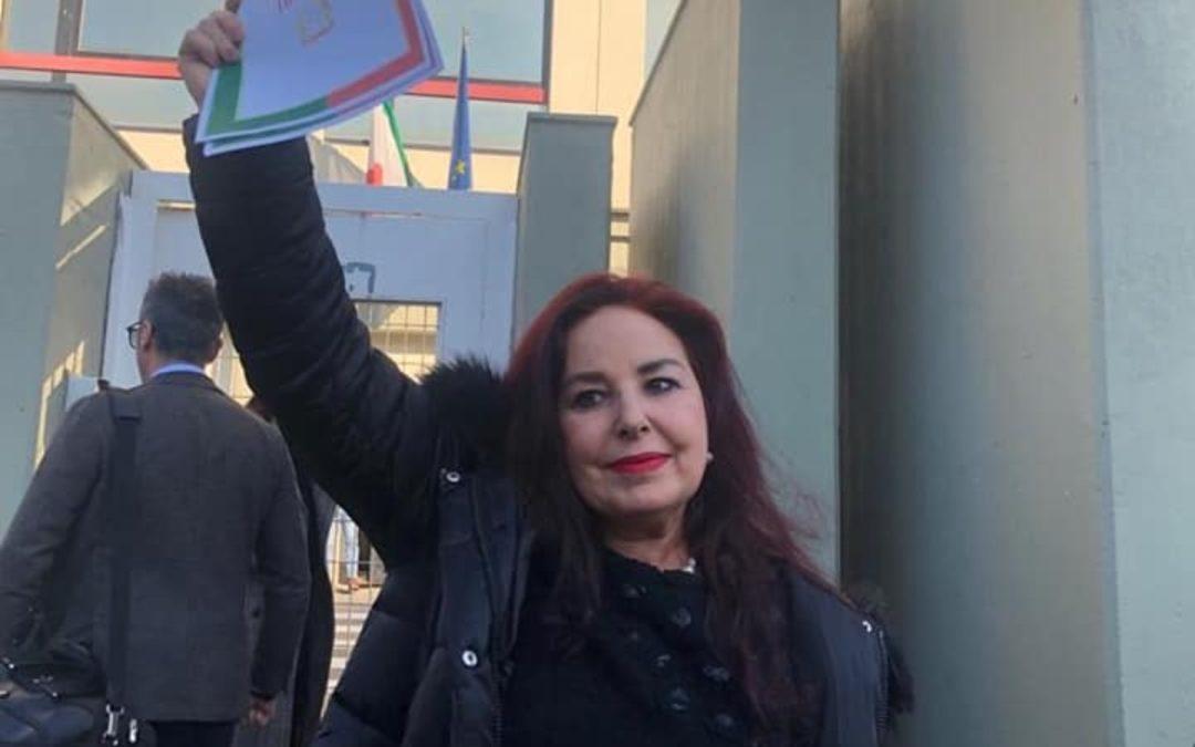 """Aggressione a Maria Grazia Mazzola, domani l'udienza decisiva: """"I giornalisti non si toccano"""""""