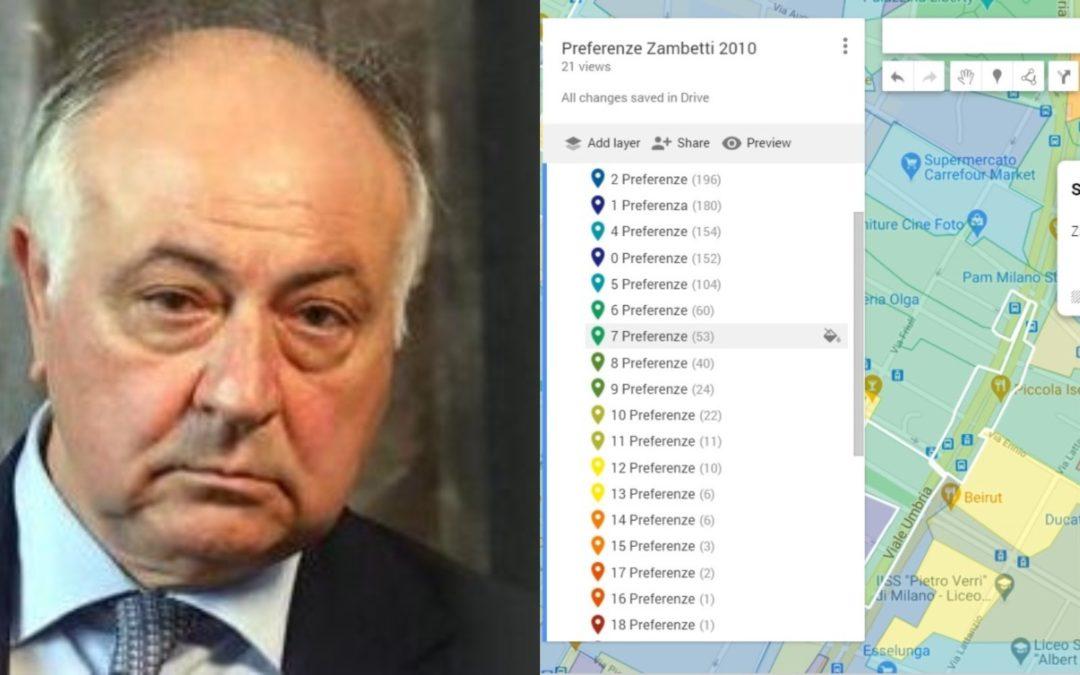 Open Data e voto di scambio in Lombardia: cosa ci ha insegnato il caso Zambetti sulla compravendita di preferenze della 'ndrangheta
