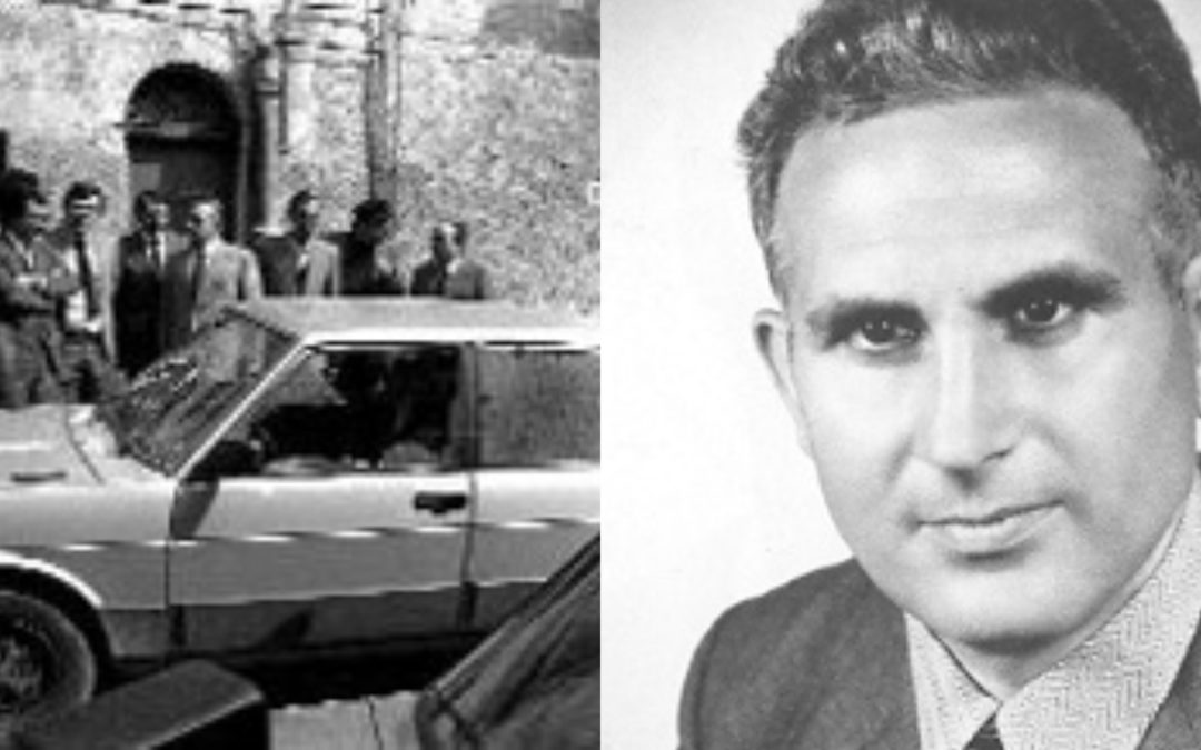Palermo, 39 anni fa l'omicidio di Pio La Torre e Rosario Di Salvo