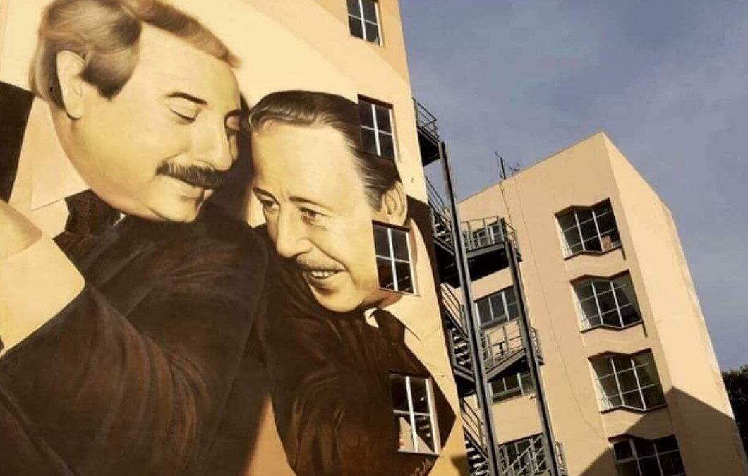 Muri che raccontano storie: i murales dell'antimafia